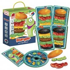 Gra magnetyczna «Burger»