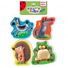 Baby puzzles «Zwierzęta»