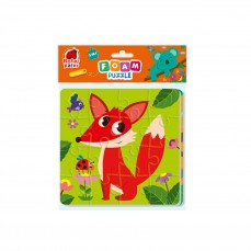 Foam puzzles 2in1 «The Fuzzies»