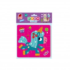 Foam puzzles 2in1 «Unicorn»