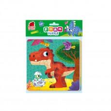 Foam puzzles 2in1 «Dinozaurs»