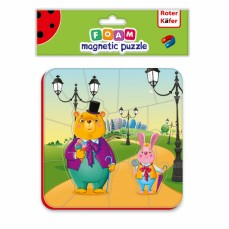Foam magnetic puzzle «Magnetic stories»