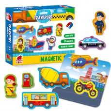 Gra magnetyczna «Transport»