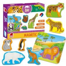 Gra magnetyczna «Zoo»
