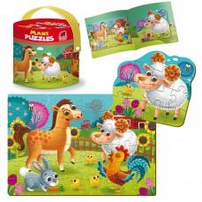 Maxi puzzle 2in1 «Farm»