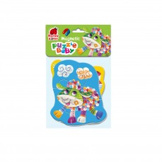 Magnetic baby puzzle «Sheep-Pig»