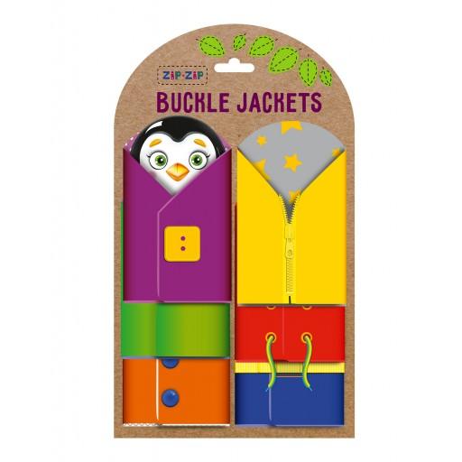 Gra edukacyjna «Buckle Jackets»